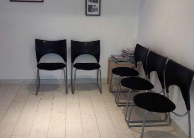 Cabinet de PBA à Solaize : Salle d'attente